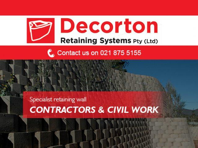 Decorton Retaining Systems Pty (Ltd)