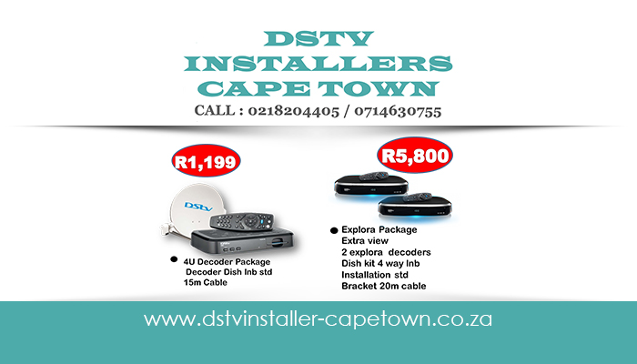 Dstv Installers Cape Town Professional And Reliable