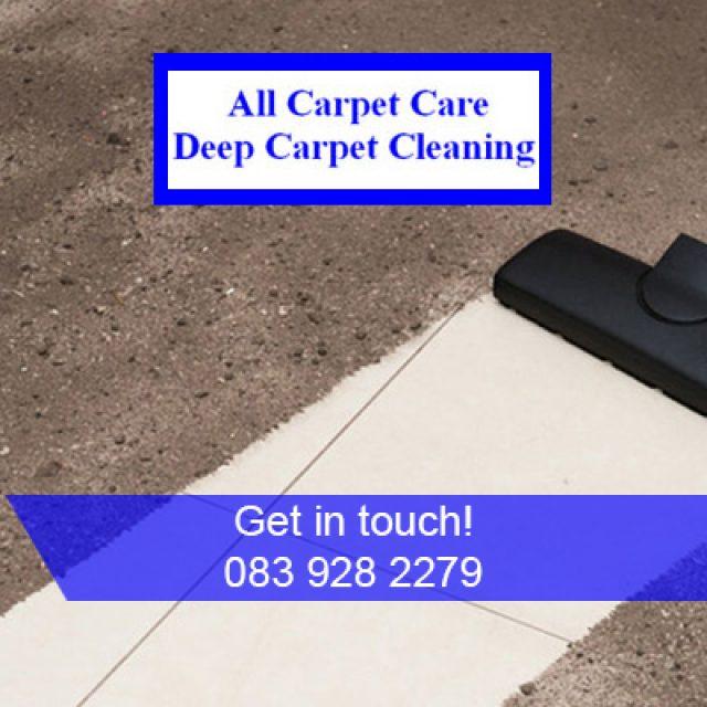 All Carpet Care