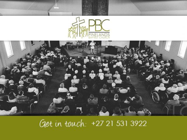 Pinelands Baptist Church